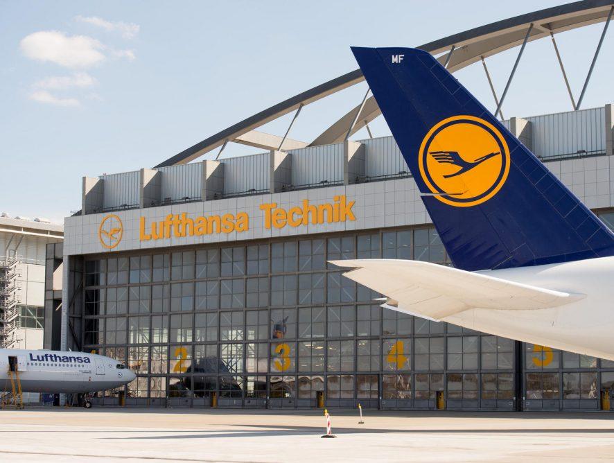Mein Praktikum bei Lufthansa Technik