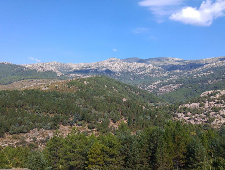 Durch die Sierra de Guadarrama