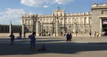Madrid erlebt!