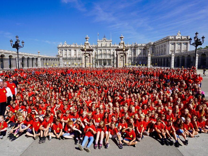 Spanienfahrt- die Sicht der Schüler