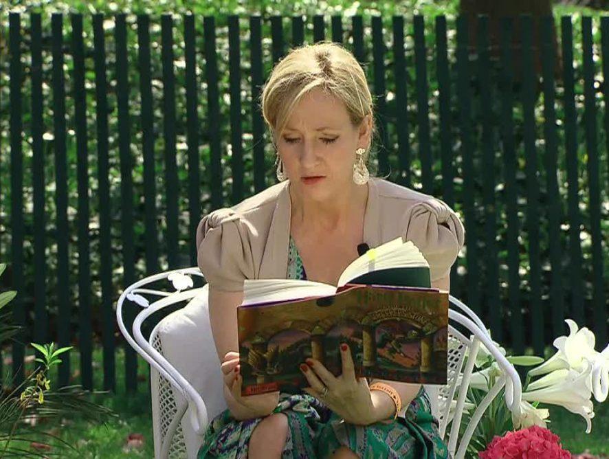 Joanne K. Rowling- der Weg ihres Erfolges