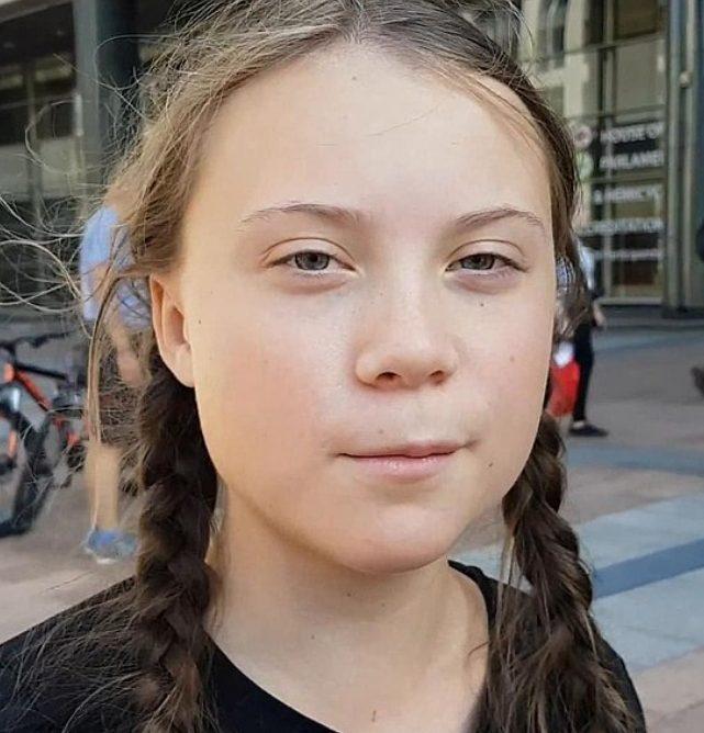 Greta Thunberg- die Ikone einer neuen Generation