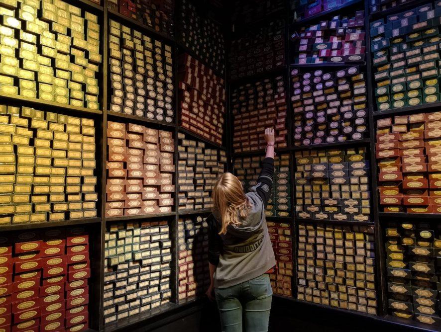 Harry Potter - Glossar