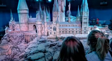 Warner Brother Studios – Harry Potter -- hautnah erlebt